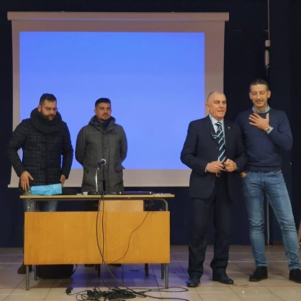 L'inizio della riunione
